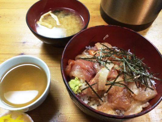 名物 海鮮丼