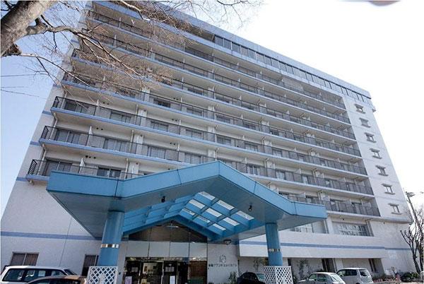 原鶴温泉 原鶴グランドスカイホテル