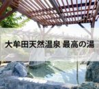 大牟田天然温泉 最高の湯